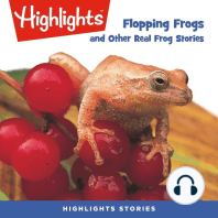 Flopping Frogs and Other Real Frog Stories