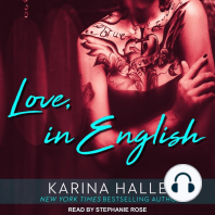Love, in English