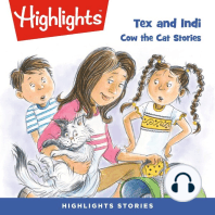 Cow the Cat Stories