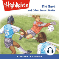 The Save and Other Soccer Stories