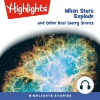 When Stars Explode