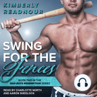 Swing for the Fences: Bad Boys Redemption Series, Book 2