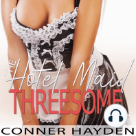 The Hotel Maid threesome