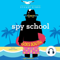 Spy School Goes South: A Spy School Novel