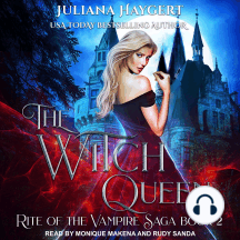 The Witch Queen: Rite of the Vampire Saga, Book 2