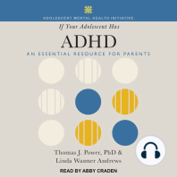 If Your Adolescent Has ADHD