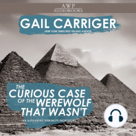 The Curious Case of the Werewolf that Wasn't