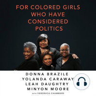 For Colored Girls Who Have Considered Politics