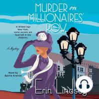 Murder on Millionaires' Row