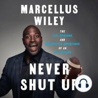 Never Shut Up