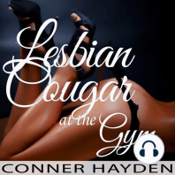 Lesbian Cougar at the Gym