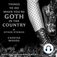 Things to Do When You're Goth in the Country