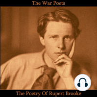 The Poetry of Rupert Brooke