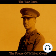 The Poetry of Wilfred Owen