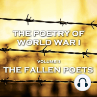 Poetry of World War I, The - Vol II - The Fallen Poets