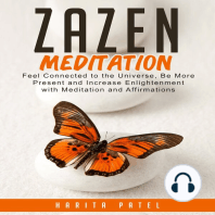 Zazen Meditation
