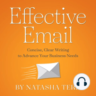 Effective Email