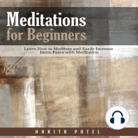 Meditations for Beginners
