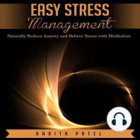 Easy Stress Management