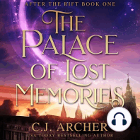 The Palace of Lost Memories