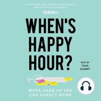 When's Happy Hour?