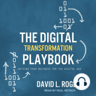 The Digital Transformation Playbook