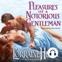 Pleasures of a Notorious Gentleman