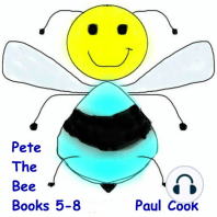 Pete the Bee Books 5-8