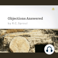 Objections Answered