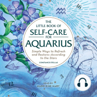 The Little Book of Self-Care for Aquarius