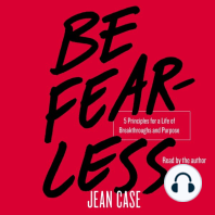 Be Fearless