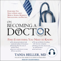 On Becoming a Doctor