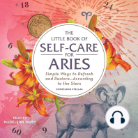 The Little Book of Self-Care for Aries