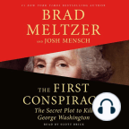 Livre audio, The First Conspiracy: The Secret Plot to Kill George Washington - Écoutez le livre audio en ligne gratuitement avec un essai gratuit.