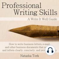 Professional Writing Skills