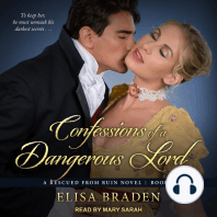 Confessions of a Dangerous Lord: A Rescued from Ruin Novel, Book 7