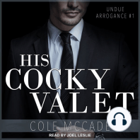 His Cocky Valet