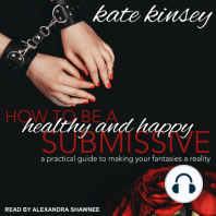 How to Be a Healthy and Happy Submissive