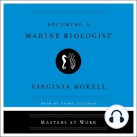 Becoming a Marine Biologist