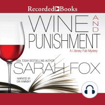 Wine and Punishment: A Literary Pub Mystery