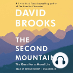 Audiobook, The Second Mountain: The Quest for a Moral Life - Listen to audiobook for free with a free trial.
