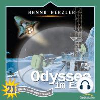 Odyssee im Eis (Weltraum-Abenteuer 21)