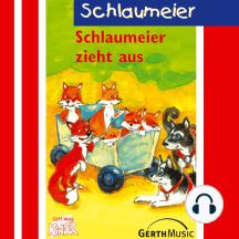 Schlaumeier zieht aus (Schlaumeier 8): Kinderhörspiel
