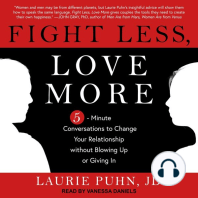 Fight Less, Love More