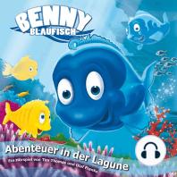 Abenteuer in der Lagune (Benny Blaufisch 1)