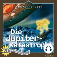 Die Jupiter-Katastrophe (Weltraum-Abenteuer 20)
