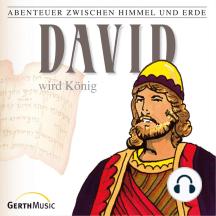 David wird König (Abenteuer zwischen Himmel und Erde 11): Hörspiel