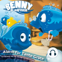 Alarm für Tante Gräte (Benny Blaufisch 3)