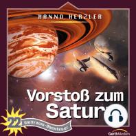 Vorstoß zum Saturn (Weltraum-Abenteuer 22)