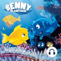 Ärger mit Protzer (Benny Blaufisch 2)